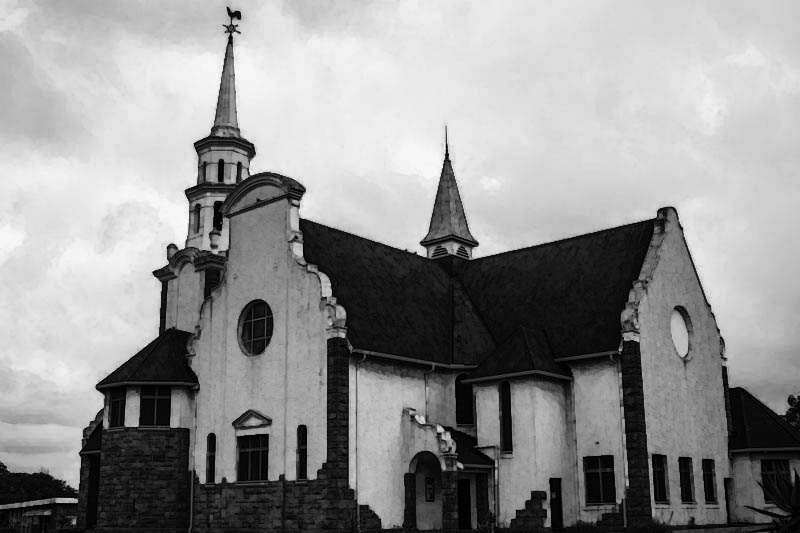 1845 Dutch Reformed Church (Credit: Nico Jacobs)