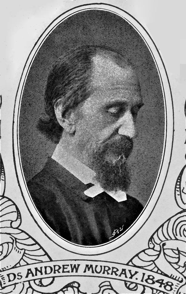 1848 Andrew Murray