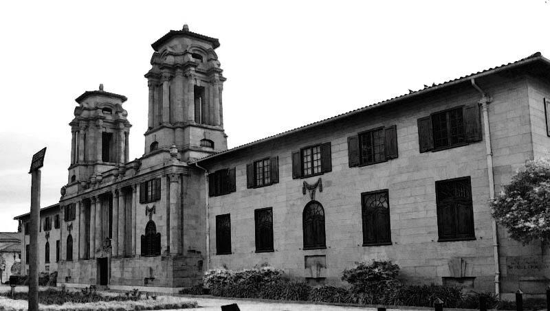 1849 Bloemfontein City Hall (credit: Monica Matli)