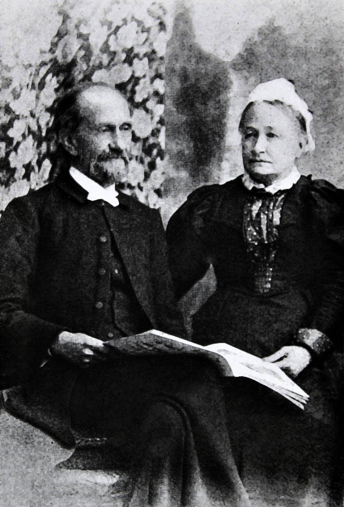 Andrew and Emma Murray