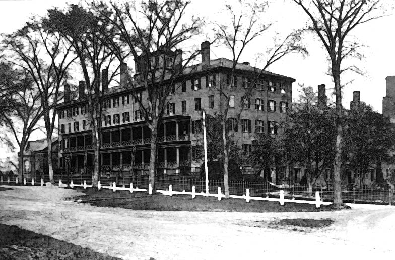1877 Mount Holyoke Seminary (source:Mount Holyoke College Archives and Special Collections, South Hadley, MA)