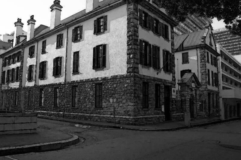 1899 Hugenot memorial building (source: helenonline