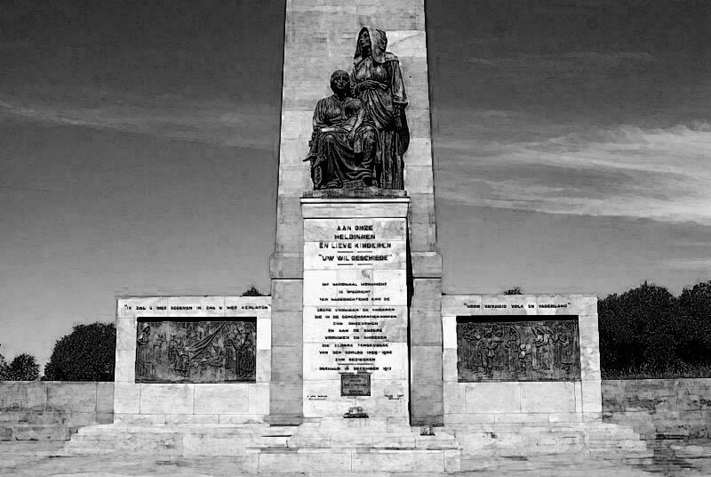 1913 Womens monument (credit:Panoramio)